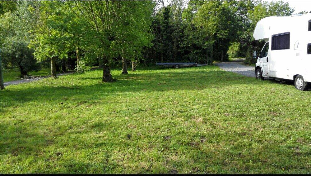 Aire camping-car à Calotterie (62170) - Photo 3